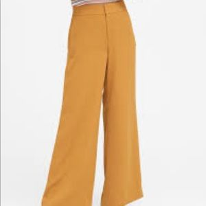Banana Republic NWT Washable wide leg pants